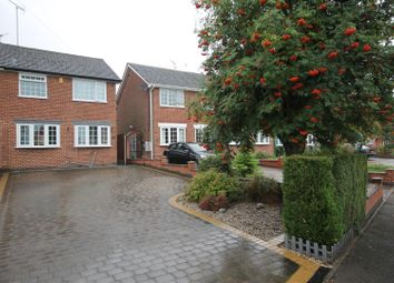 Thumbnail 3 bed semi-detached house for sale in Elmtree Road, Calverton, Nottingham