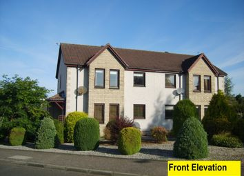 Thumbnail 2 bed flat for sale in Robertson Road, Cupar