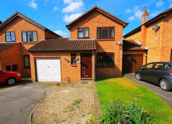 Thumbnail 3 bed link-detached house for sale in Berkeley Crescent, Frimley, Camberley