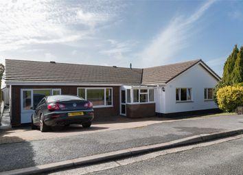 Thumbnail 5 bed detached bungalow for sale in Arthur Morris Drive, Pembroke Dock, Pembrokeshire