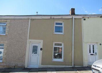 Thumbnail 2 bed terraced house for sale in John Street, Maesteg, Bridgend.