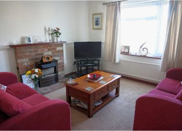 Thumbnail 3 bed semi-detached house for sale in Gaultree Square, Emneth