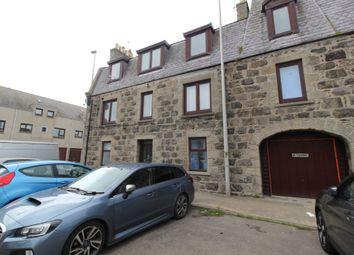 Thumbnail Studio for sale in Flat E, Castle Street, Fraserburgh