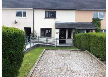 Thumbnail 2 bed terraced house for sale in Creakavose, St Austell