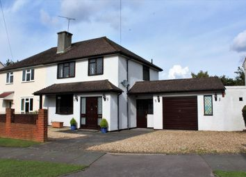 Thumbnail 3 bed semi-detached house for sale in Hawley Lane, Farnborough