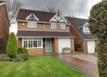 Thumbnail 3 bed detached house for sale in Dunholm Close, Houghton Le Spring