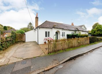 The Street, Godmersham, Canterbury CT4. 2 bed semi-detached bungalow for sale          Just added