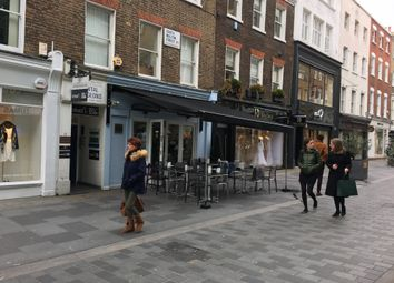 Thumbnail Restaurant/cafe to let in South Molton Street, Mayfair