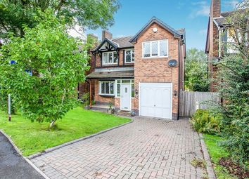 Thumbnail 4 bed detached house for sale in Sandiway, Glossop