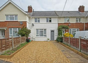 Thumbnail 2 bed terraced house for sale in Pound Road, Pennington, Lymington
