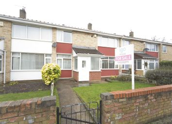 Thumbnail 3 bed terraced house for sale in Arbroath Grove, Hartlepool