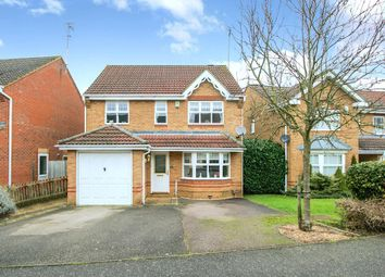 Thumbnail 4 bed detached house for sale in Grasmere, Great Ashby