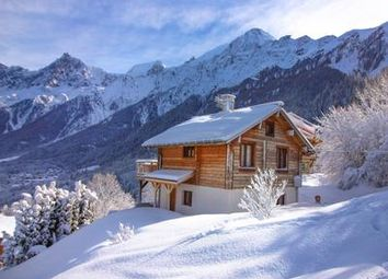 Thumbnail 3 bed chalet for sale in Les-Houches, Haute-Savoie, France
