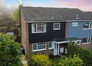 Thumbnail 3 bed end terrace house for sale in Chesterton Close, Ipswich