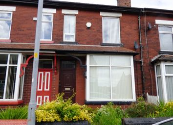 Thumbnail 3 bed terraced house for sale in Church Road, Smithill, Bolton