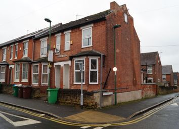 Thumbnail 4 bed end terrace house to rent in Rothesay Avenue, Nottingham
