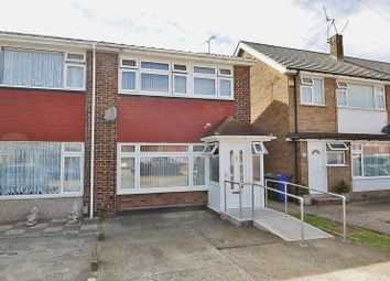 Thumbnail 4 bed semi-detached house for sale in Bryanston Road, Tilbury
