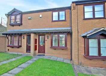 Thumbnail 2 bed town house to rent in Ellesmere Close, Arnold, Nottingham