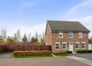Thumbnail 4 bed detached house for sale in Richard Walker Close, Bury St. Edmunds