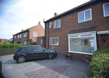 Thumbnail 4 bed semi-detached house for sale in Prendwick Avenue, Hebburn, Tyne And Wear