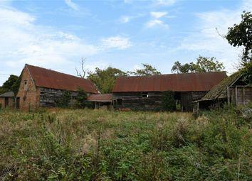 Thumbnail Barn conversion for sale in Keysoe Row East, Keysoe, Bedford