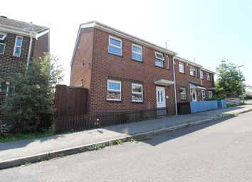 Thumbnail 3 bed end terrace house for sale in The Spinney, Lytchett Matravers