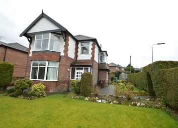 Thumbnail 4 bedroom detached house for sale in Bury New Road, Prestwich, Manchester