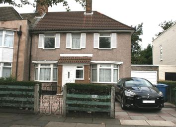 Thumbnail 3 bedroom end terrace house for sale in East Lancashire Road, Walton, Liverpool