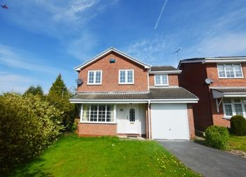 Thumbnail 4 bed detached house to rent in Dalby Gardens, Sheffield