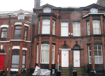 Thumbnail 5 bedroom terraced house to rent in 161 Park Road, Bolton