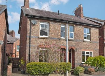 Thumbnail 3 bed semi-detached house for sale in Chorley Hall Lane, Alderley Edge, Cheshire