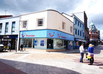 Thumbnail Retail premises for sale in High Street, Merthyr Tydfil