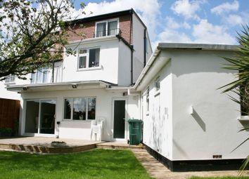 Thumbnail 5 bed semi-detached house for sale in Church Close, Edgware