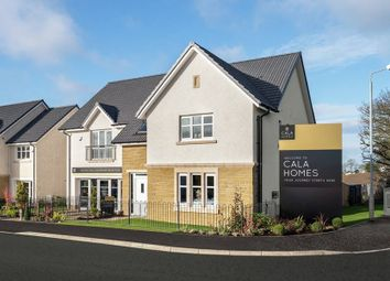 """Thumbnail 5 bed detached house for sale in """"The Moncrief"""" at Davidston Place, Lenzie, Kirkintilloch, Glasgow"""