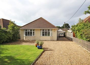 Thumbnail 3 bed detached bungalow for sale in Barton Lane, Barton On Sea, New Milton
