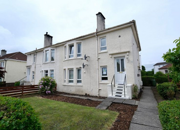 Thumbnail 2 bed flat for sale in Blairdardie Road, Knightswood, Glasgow