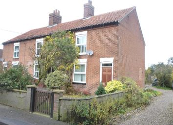 Thumbnail 2 bed cottage to rent in The Street, Hindolveston, Dereham