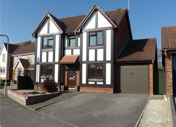 Thumbnail 4 bed property for sale in Mallard Gardens, Hedge End, Southampton
