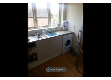Thumbnail 1 bed flat to rent in Findern, Findern Derby