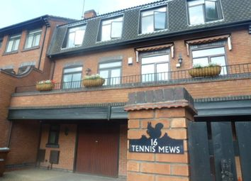 Thumbnail 3 bed mews house to rent in Tennis Mews, Tennis Drive, The Park, Nottingham