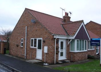 Thumbnail 2 bed semi-detached bungalow to rent in 36 Moorfields, West Moor Lane, Raskelf