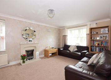 Thumbnail 4 bed detached house for sale in Jackson Close, Rainham, Gillingham, Kent