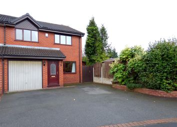 Thumbnail 3 bedroom semi-detached house for sale in Old Dover Road, Huyton, Liverpool