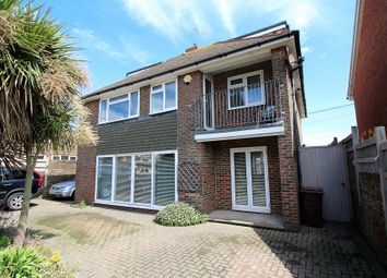 Thumbnail 4 bed detached house for sale in Sea Road, Pevensey Bay