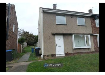 Thumbnail 2 bed semi-detached house to rent in Troutbeck Way, Peterlee