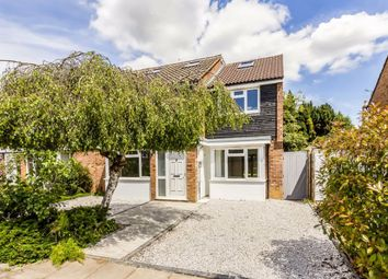 Thumbnail 4 bed semi-detached house to rent in Vivienne Close, Twickenham