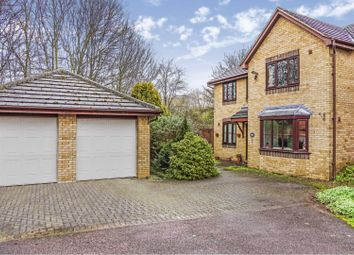 Thumbnail 4 bed detached house for sale in Brinkburn Grove, Banbury