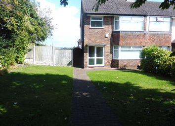 Thumbnail 3 bed semi-detached house to rent in Speke Road, Woolton, Liverpool