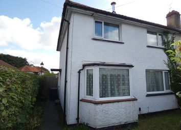 Thumbnail 3 bedroom semi-detached house for sale in Hackwood Road, Basingstoke