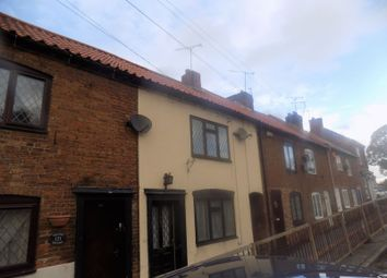 Thumbnail 2 bedroom terraced house for sale in Moorgate, Retford